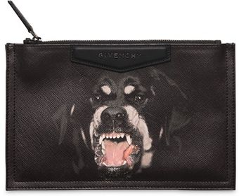 Givenchy Rottweiler Medium Pouch - Lyst