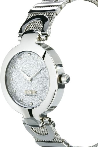 Moschino Cheap & Chic Full Of Chic Sleek Strap Watch - Lyst