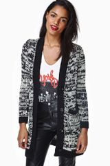 Nasty Gal Wind Chill Cardi - Lyst