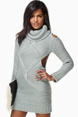 Nasty Gal Romy Sweater Dress - Lyst
