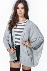 Nasty Gal Moonlight Cardi - Lyst