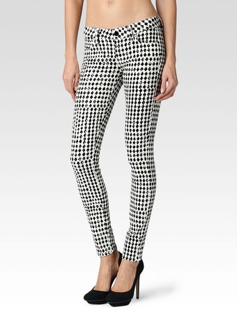 Paige Verdugo Diamond Checker - Lyst