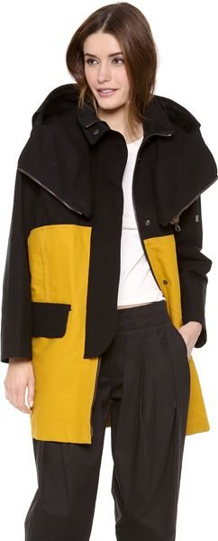 See By Chloé Hooded Parka - Lyst