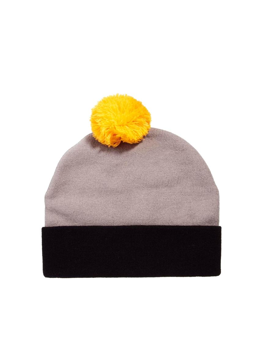 8b841c3c56c Lyst - Stussy Classic Super S Bobble Hat in Gray for Men