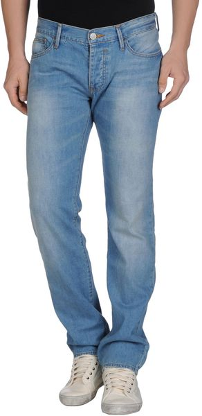 Armani Jeans Denim Pants - Lyst