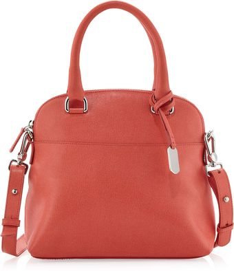 Furla Victoria Small Domed Satchel Bag Speed - Lyst