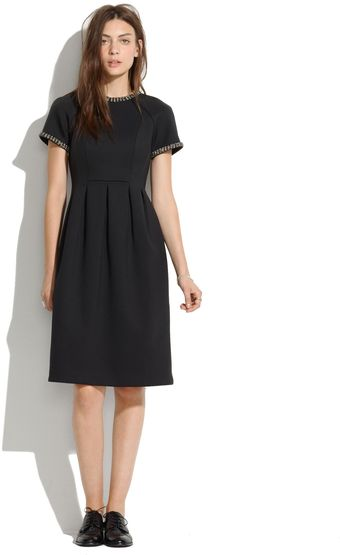 Madewell Nightfall Dress - Lyst