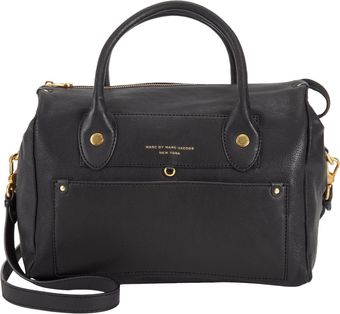 Marc By Marc Jacobs Preppy Leather Pearl Satchel - Lyst