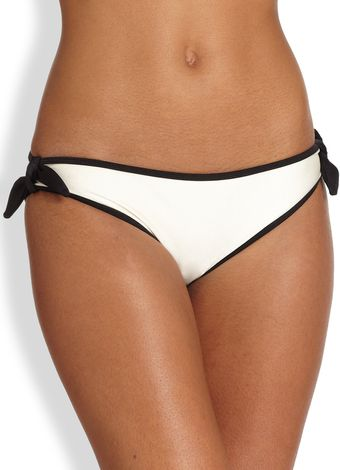 Marc By Marc Jacobs Le Shine Bikini Bottom - Lyst