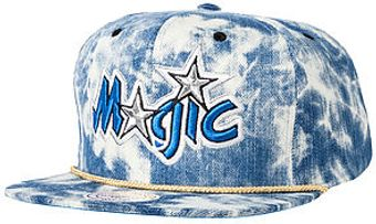 Mitchell & Ness The Orlando Magic Acid Wash Snapback - Lyst