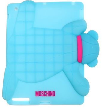 Moschino Teddy Bear Ipad Case - Lyst