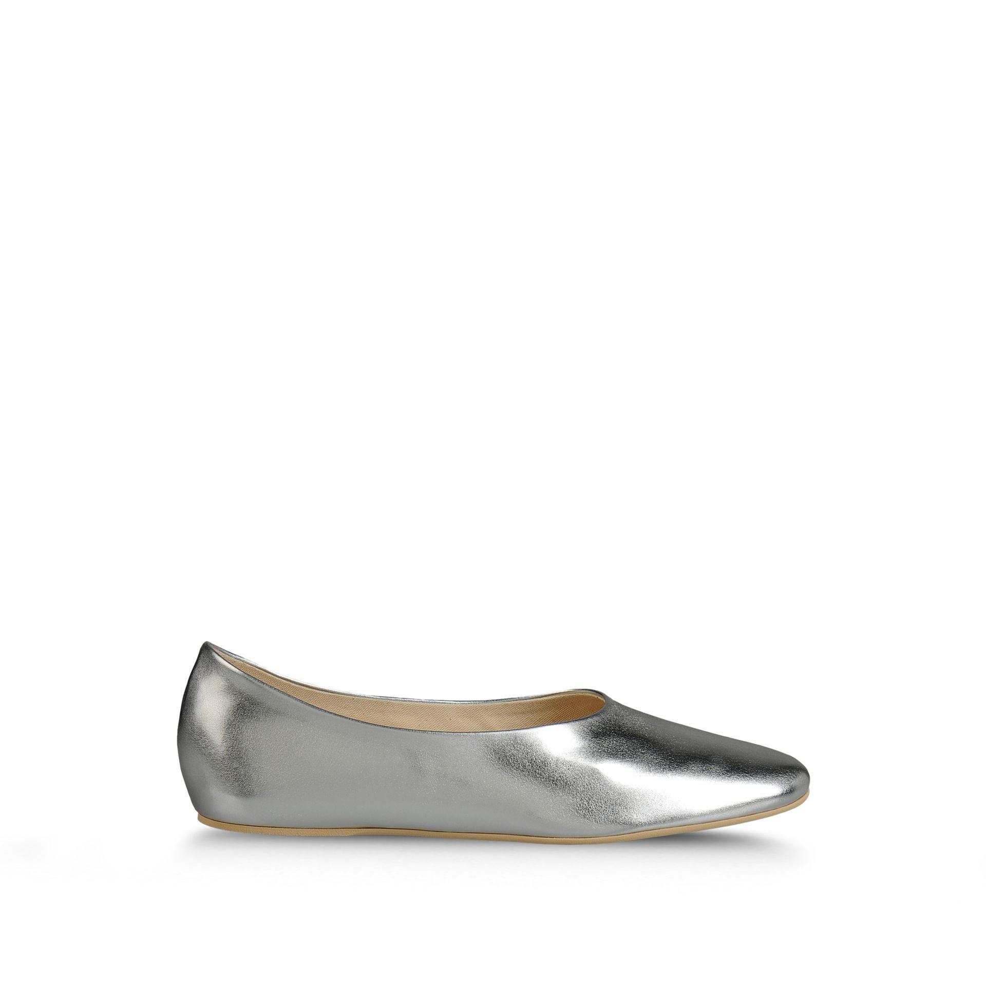 choice Stella McCartney Metallic Ballet Flats fashionable cheap online buy online new 100% original discount affordable RvaDGR