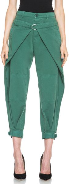 Band Of Outsiders Jodphur Pant - Lyst