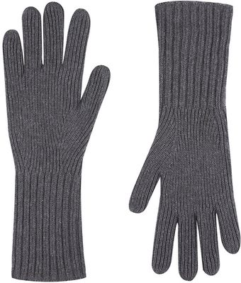 Burberry Touch Screen Cashmereblend Gloves - Lyst