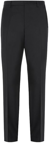 Burberry Wool Flannel Trousers - Lyst