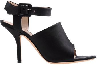 Celine Highheeled Sandals - Lyst