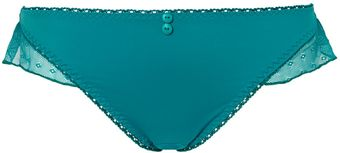 Freya Deco Honey Thong - Lyst