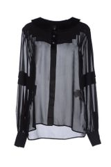 Karl Lagerfeld Long Sleeve Shirt - Lyst