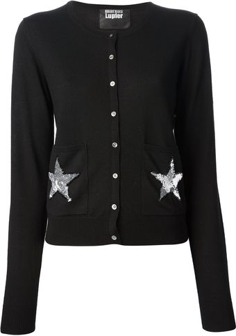 Markus Lupfer April Cardigan - Lyst