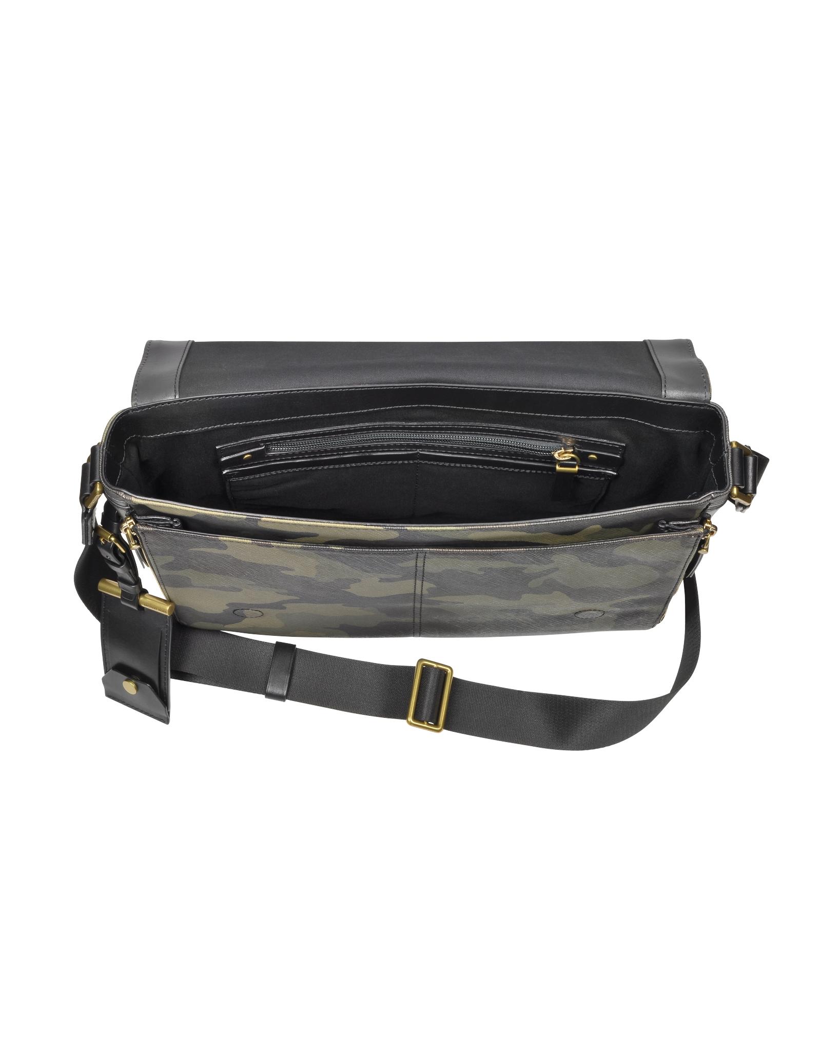 05d8473fe35e8a Michael Kors Jet Set Camo Large Mens Bag in Natural for Men - Lyst