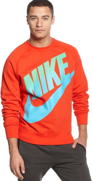 Nike Diamond Turf Crewneck Sweatshirt - Lyst