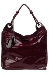 Stella McCartney Large Fabric Bag - Lyst