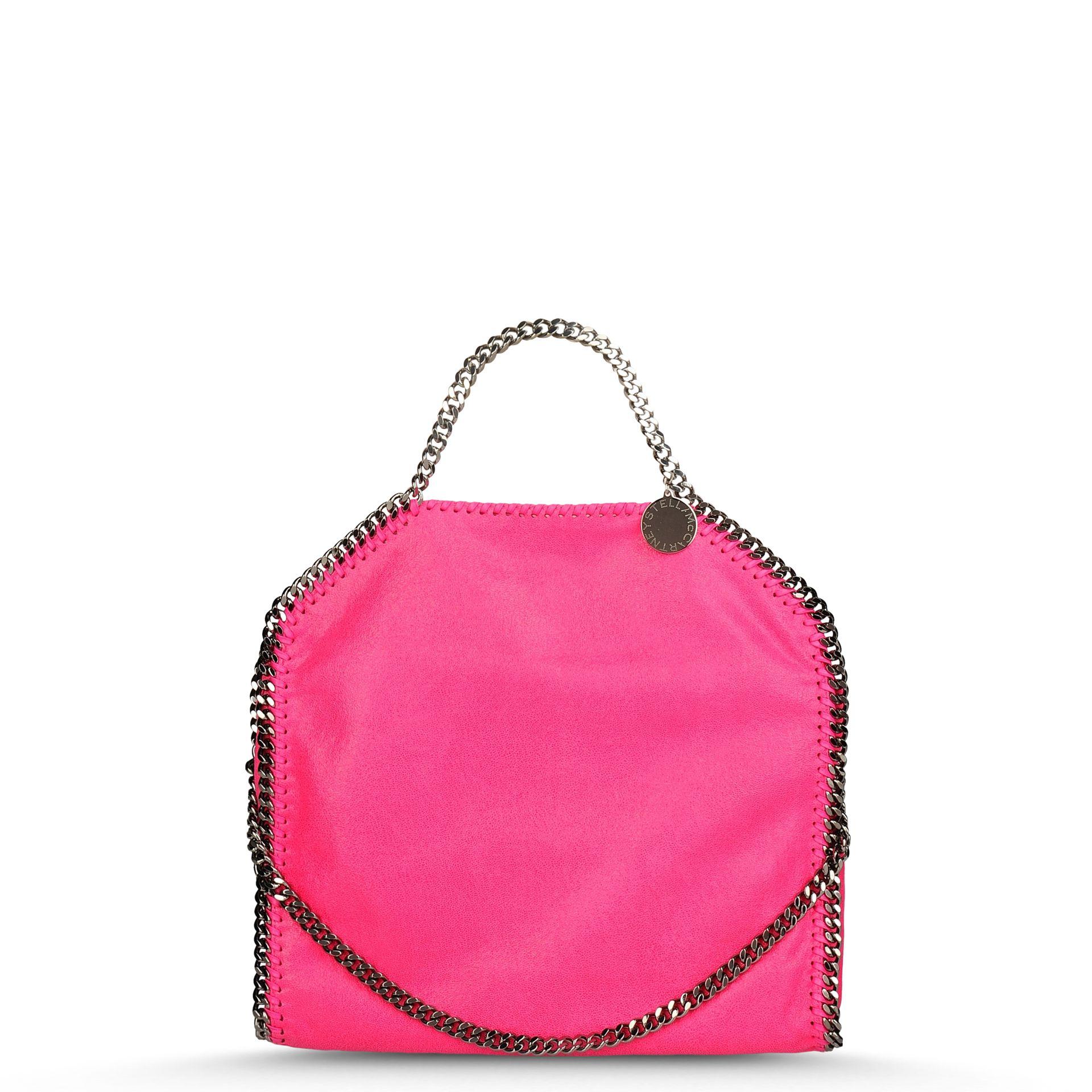 Falabella foldover tote - Pink & Purple Stella McCartney BAWx8Ae9bL