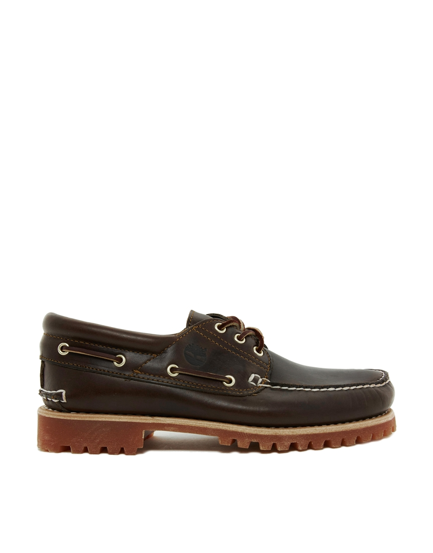 Timberland Boat Shoes All Black