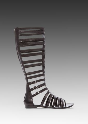 Vince Camuto Jamon Gladiator in Black - Lyst