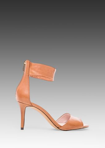 Vince Camuto Noris Heel in Tan - Lyst