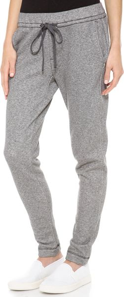 Vince Piped Sweatpant - Lyst