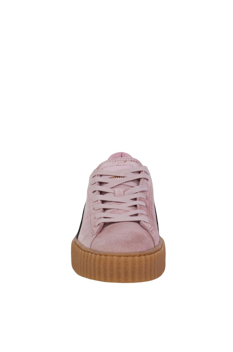 sports shoes 63185 bde3e Puma Creepers All Pink wearpointwindfarm.co.uk