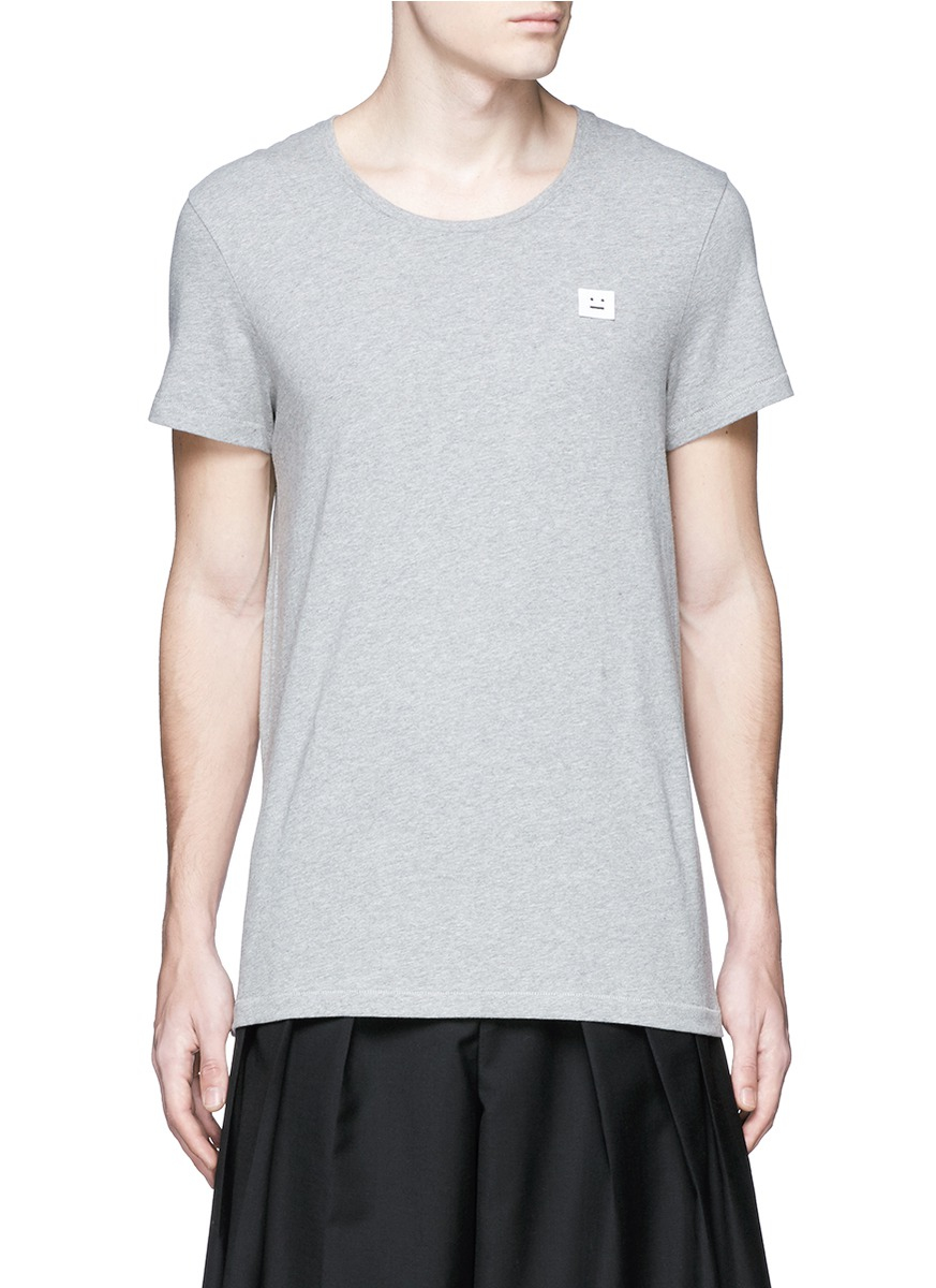 acne face t shirt