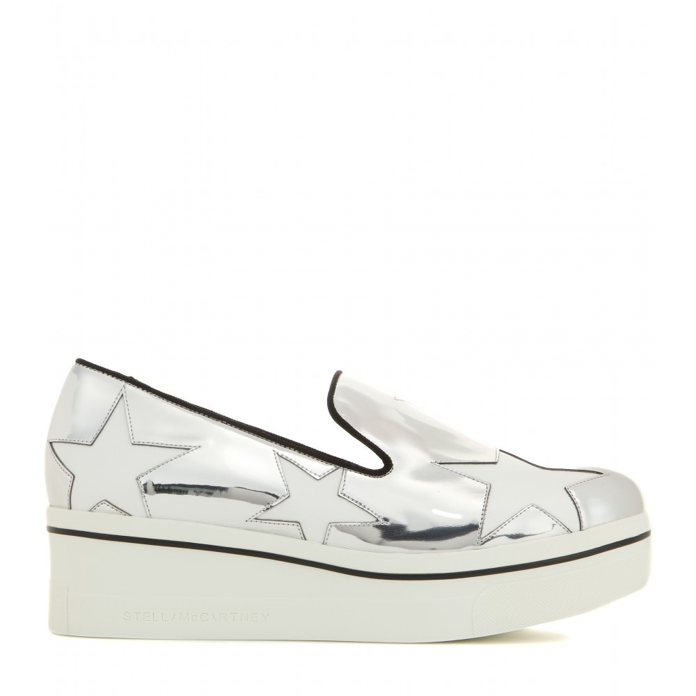 various colors d1fe6 139cf stella-mccartney-white -metallic-platform-slip-on-sneakers-product-0-385135047-normal.jpeg