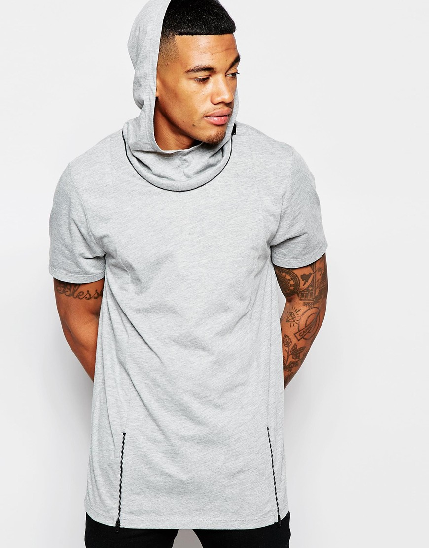 how to wear longline t shirts