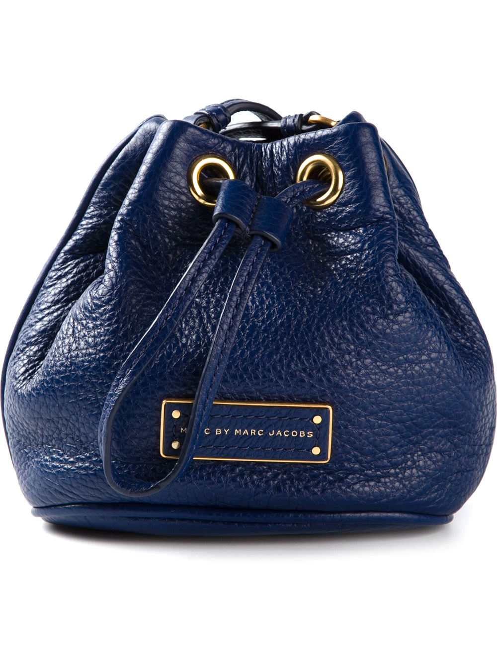 Lyst Marc By Marc Jacobs Crossbody Bucket Bag In Blue