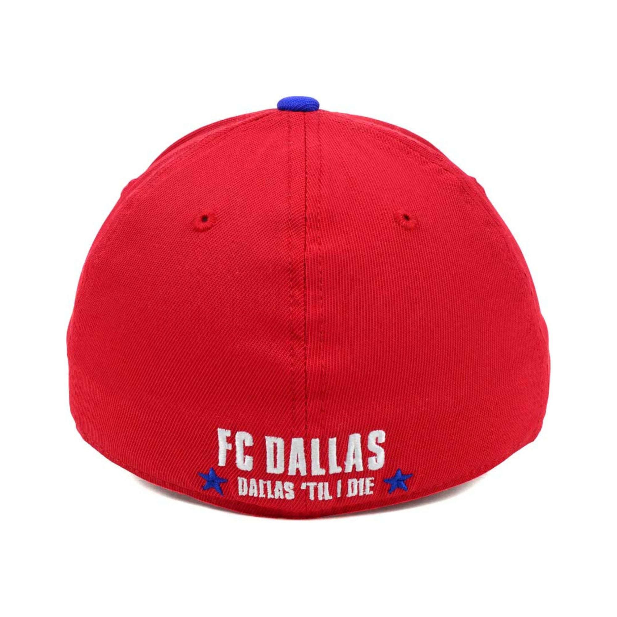 the latest bf61c fa19f ... wholesale lyst adidas fc dallas jersey hook up cap in red for men 2afc9  fcd82 ...