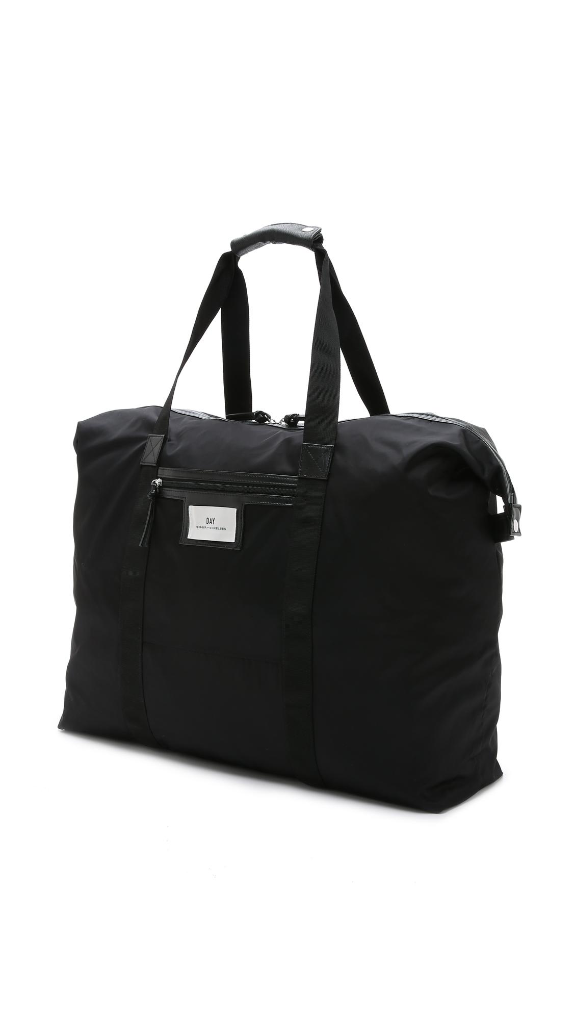 6089c84c Day Birger et Mikkelsen Day Gweneth Weekend Bag - Black in Black - Lyst