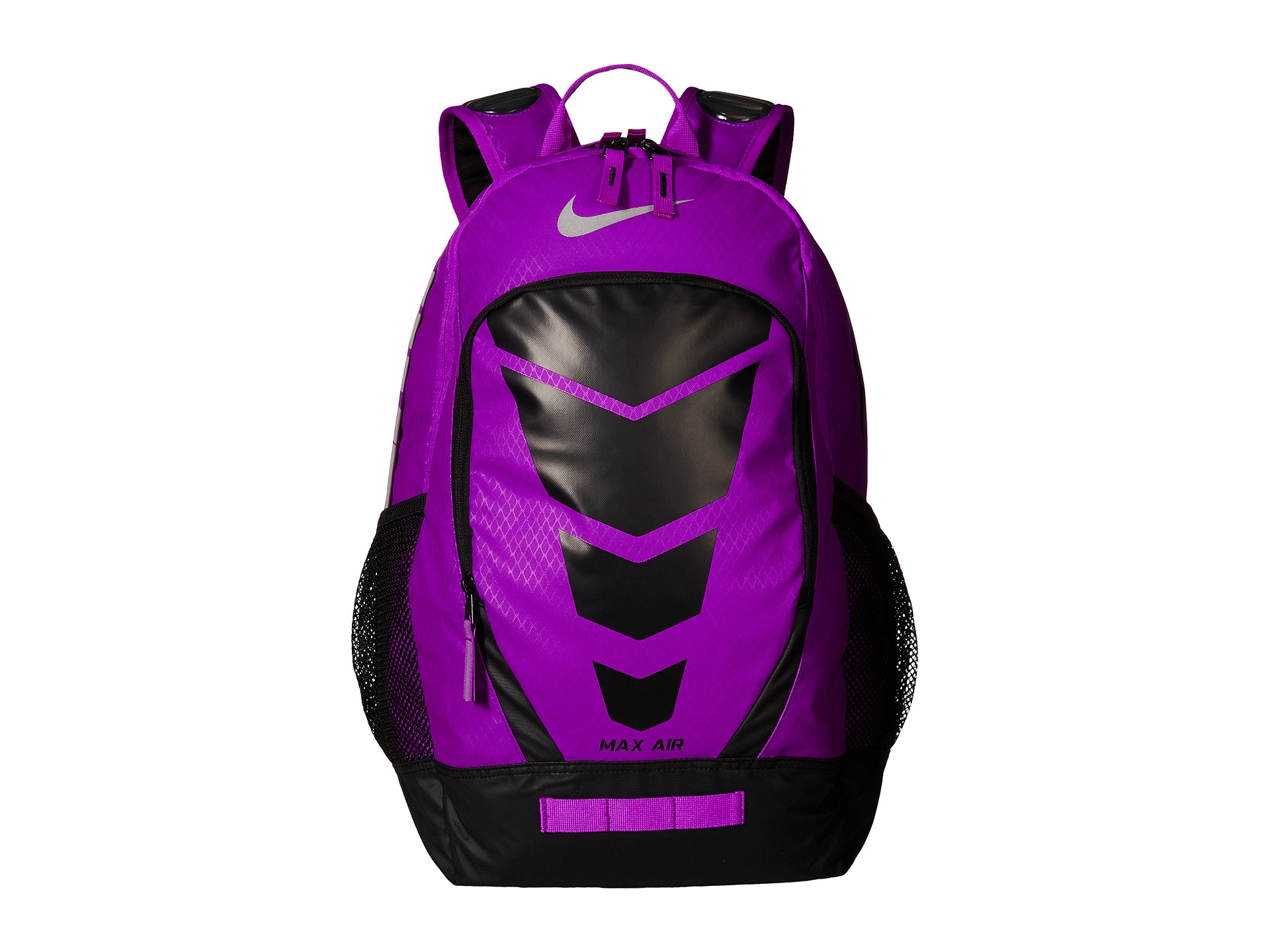 lyst nike max air vapor backpack in purple