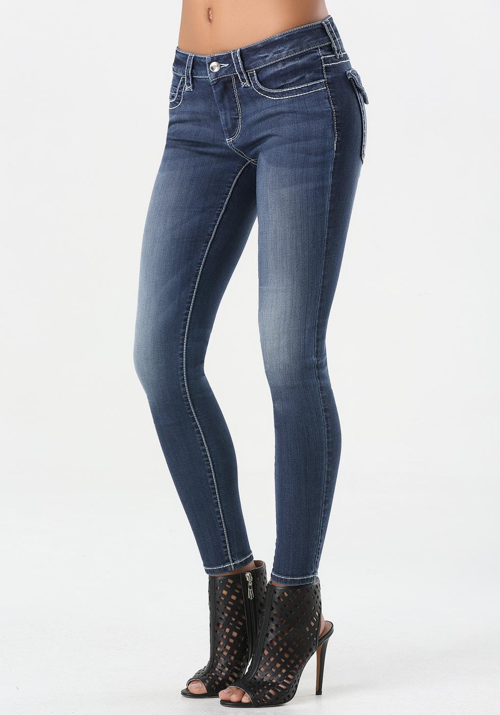Blue Jean Jackets