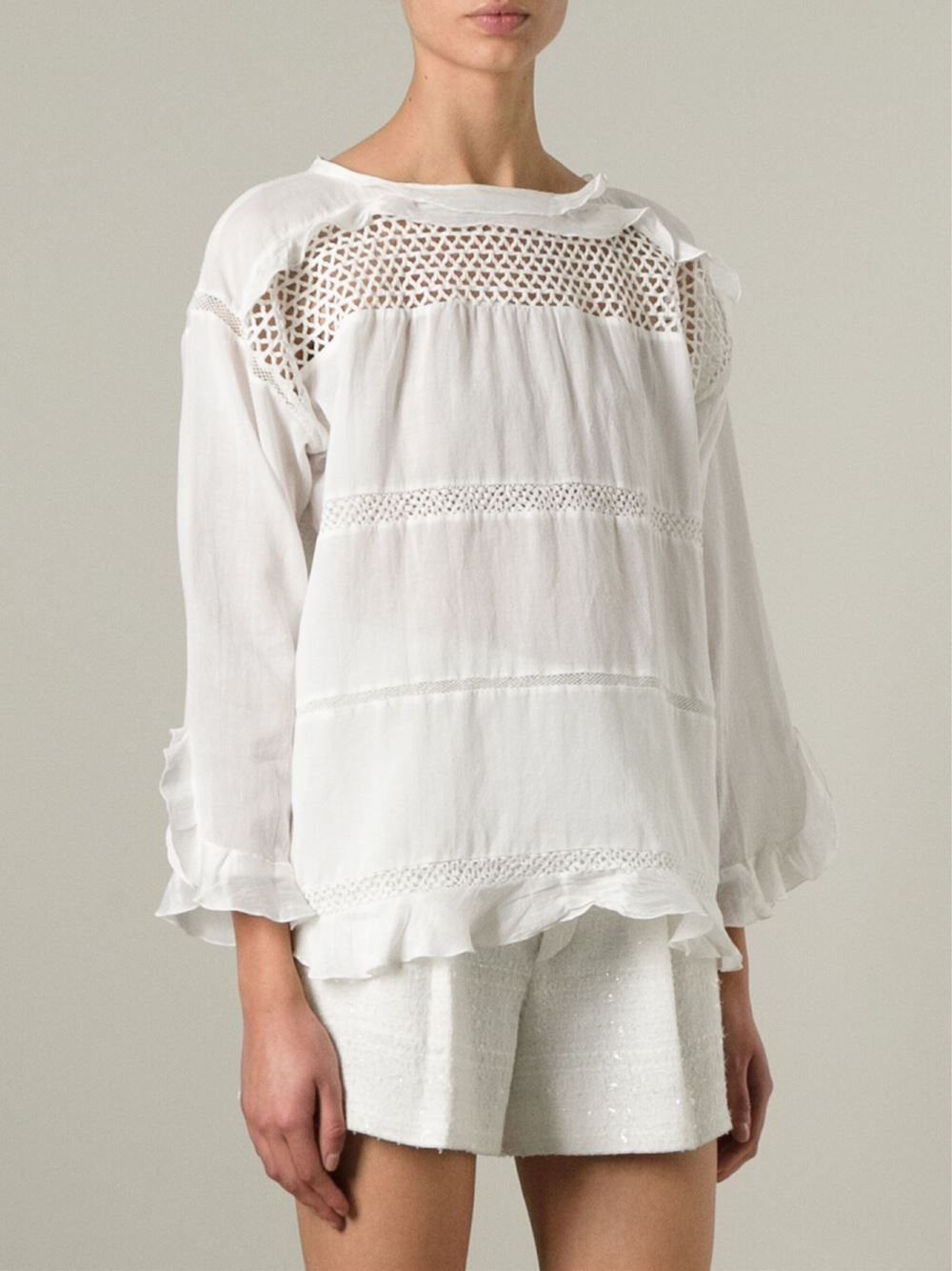 09090c36344d4 Isabel Marant Blouse - Image Of Blouse and Pocket