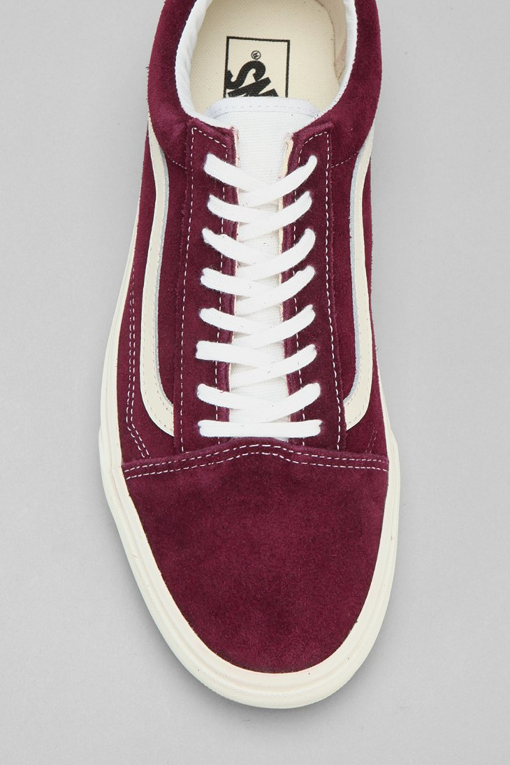 Vans Men's Suede Old Skool Sneaker