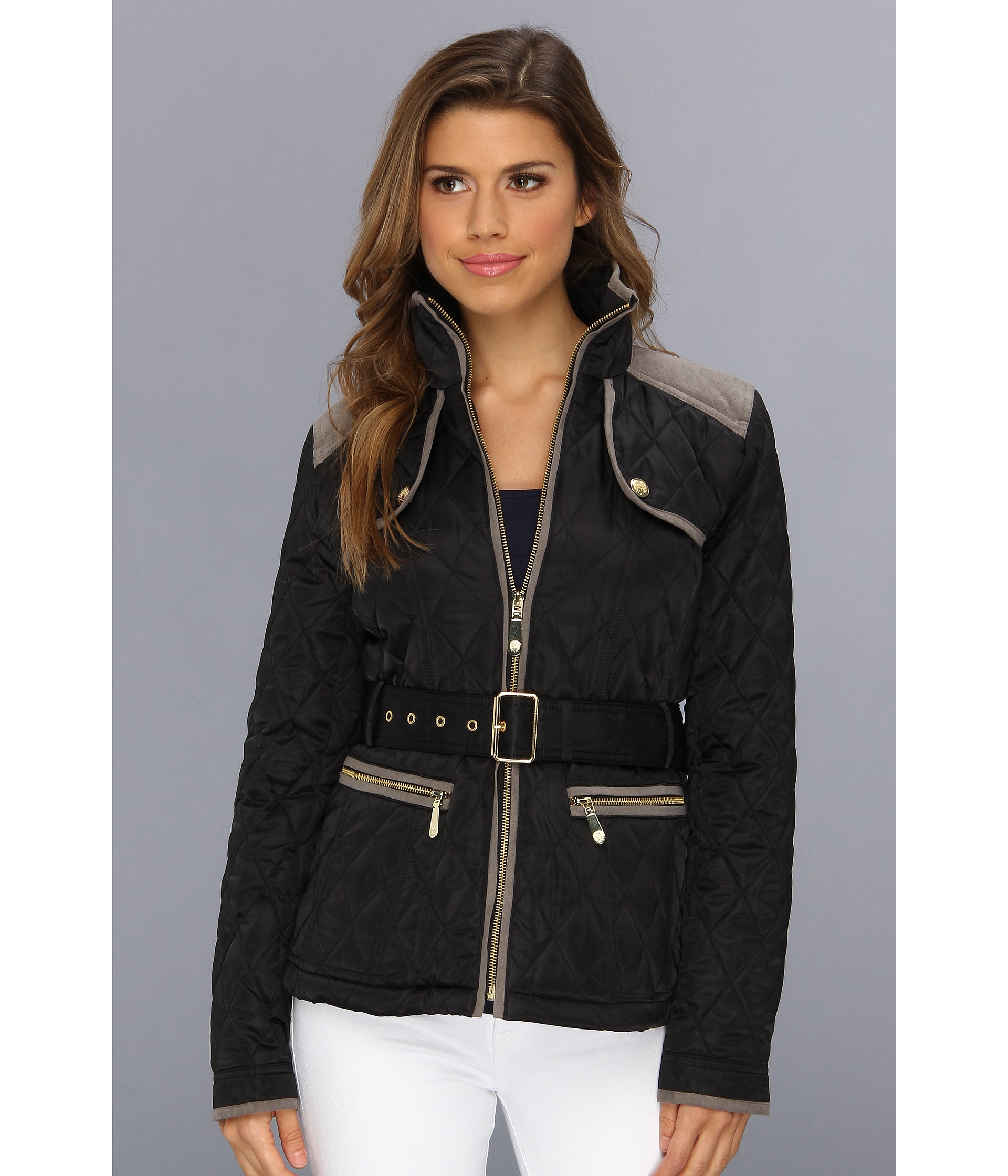quilted camuto petite field regular nordstrom s jacket vince quilt