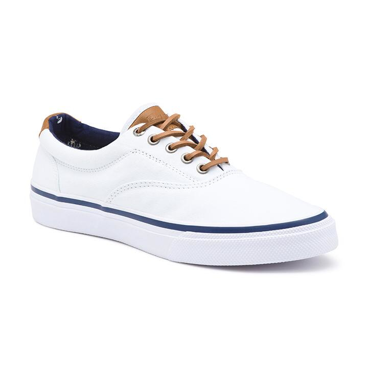 gh bass amp co classic compass sneaker iii in white lyst