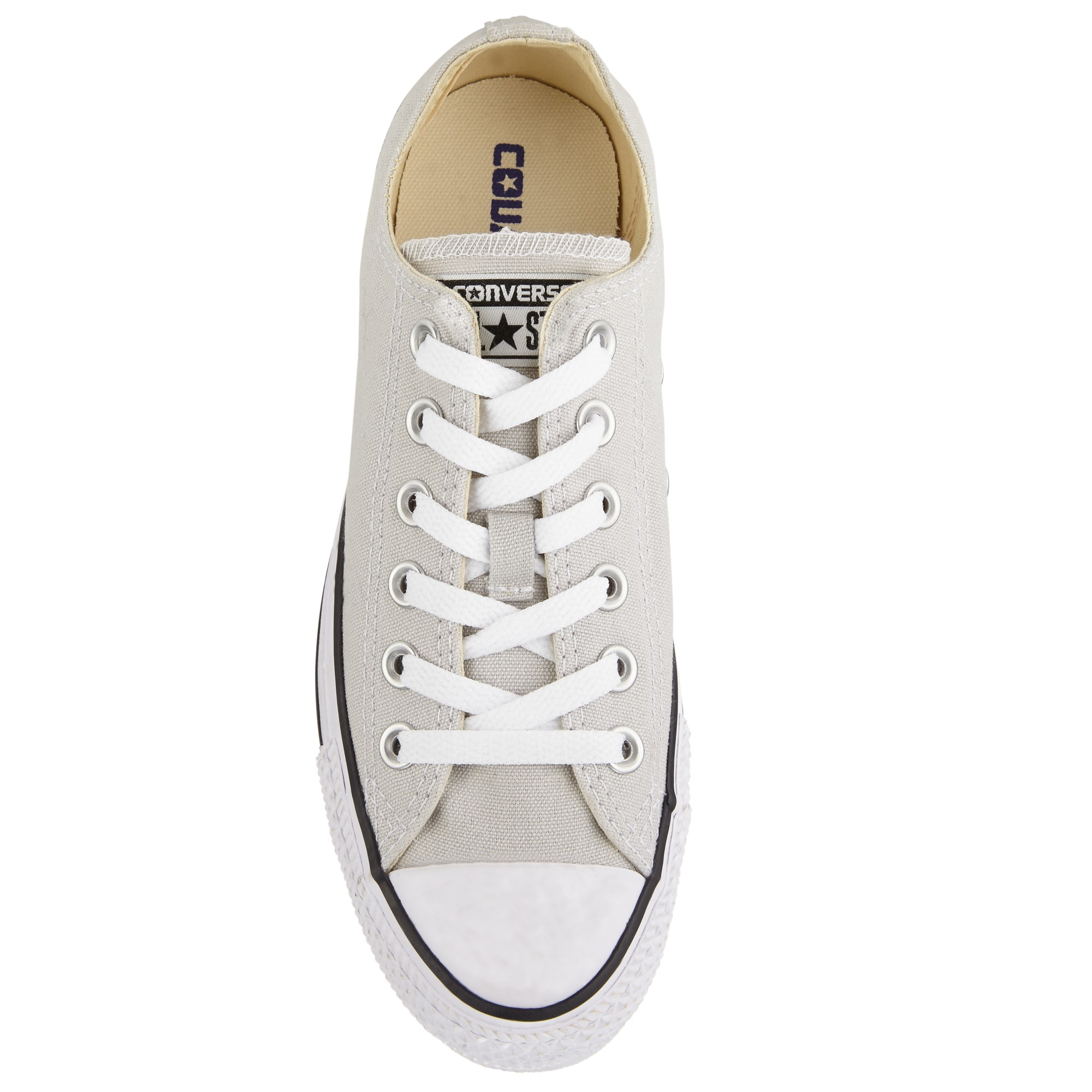 e5de0f87b179 Converse Chuck Taylor All Star Canvas Ox Low-top Trainers - Lyst