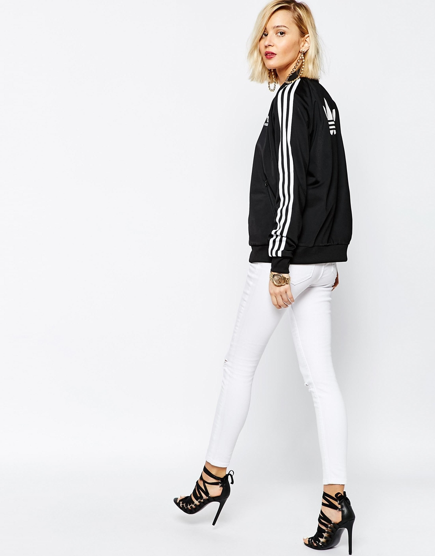 Adidas supergirl originals jacket