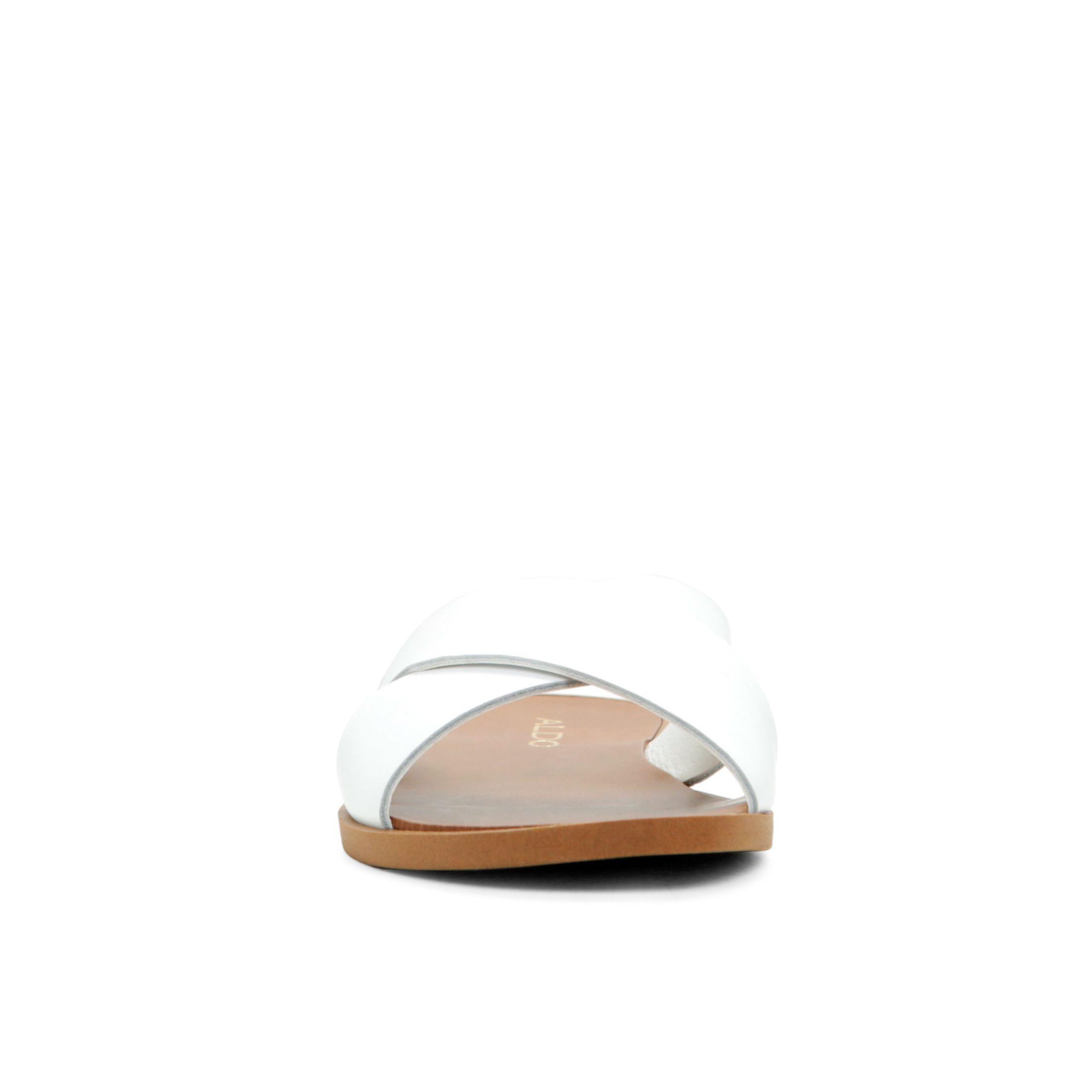 46a7f52105e Aldo Hinshaw Slip-on Sandals in Metallic - Lyst