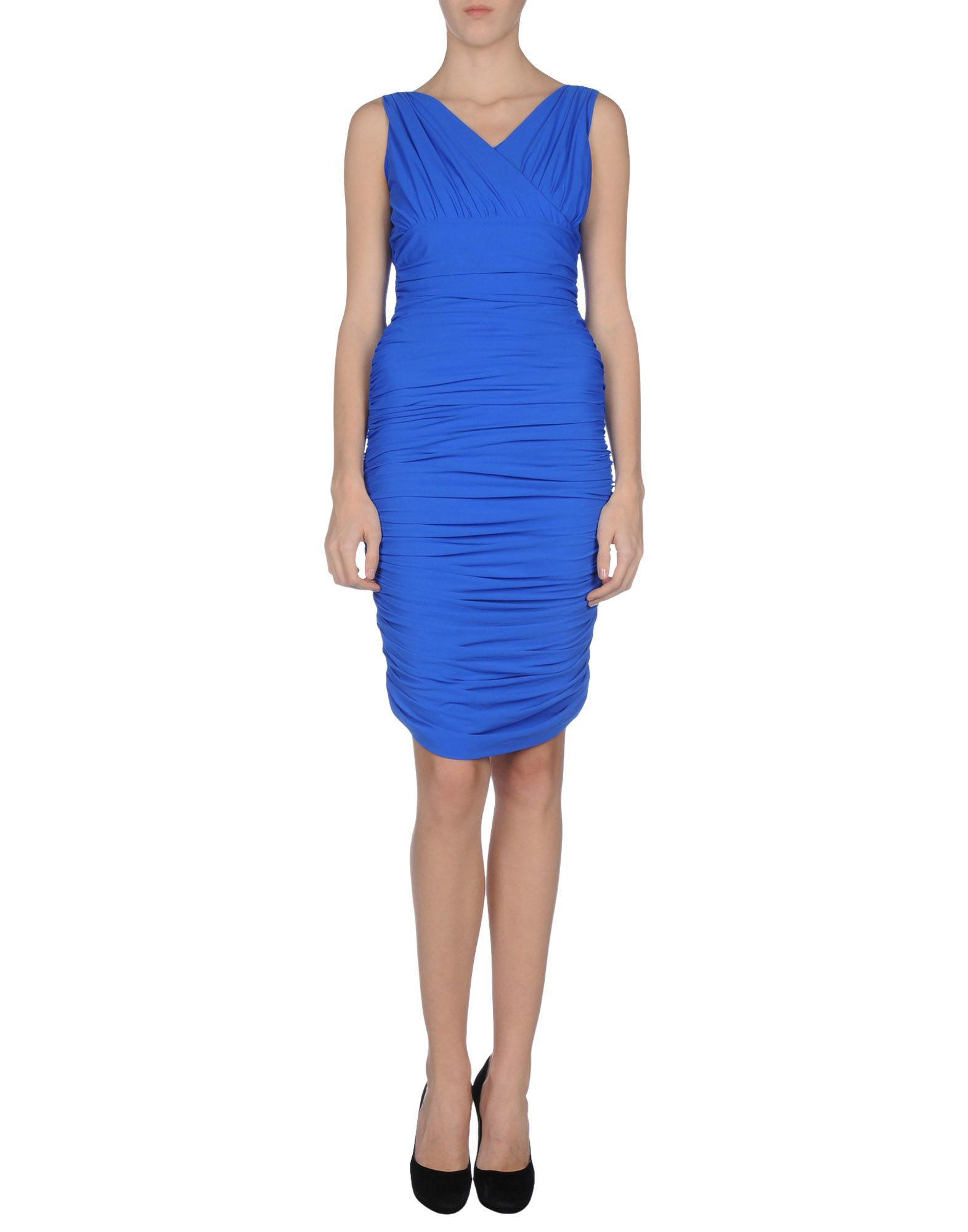 Chiara Boni The Most Popular Dress In America: La Petite Robe Di Chiara Boni Knee-Length Dress In Blue