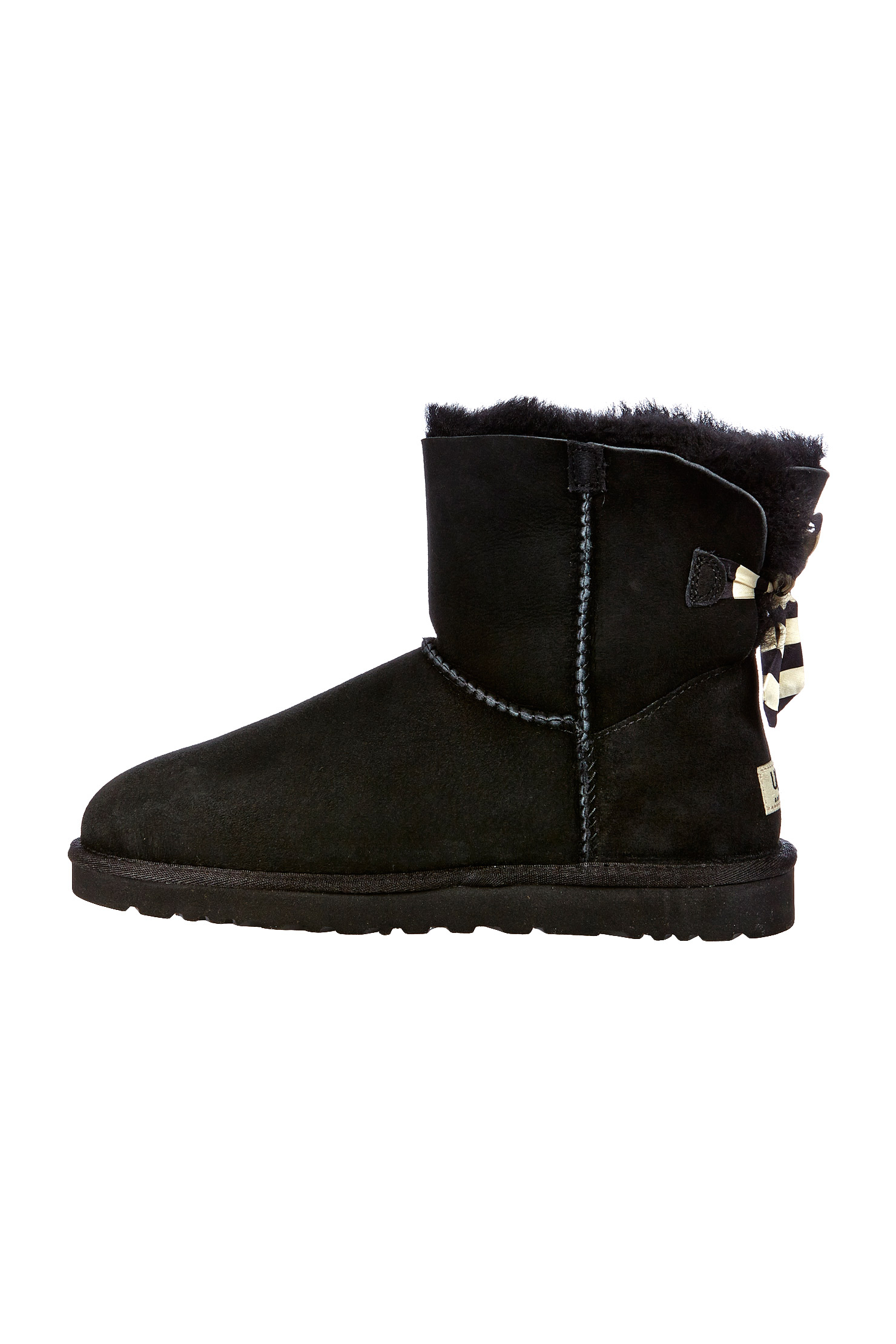 a82d0a3b45e Black Ugg With Bow - cheap watches mgc-gas.com