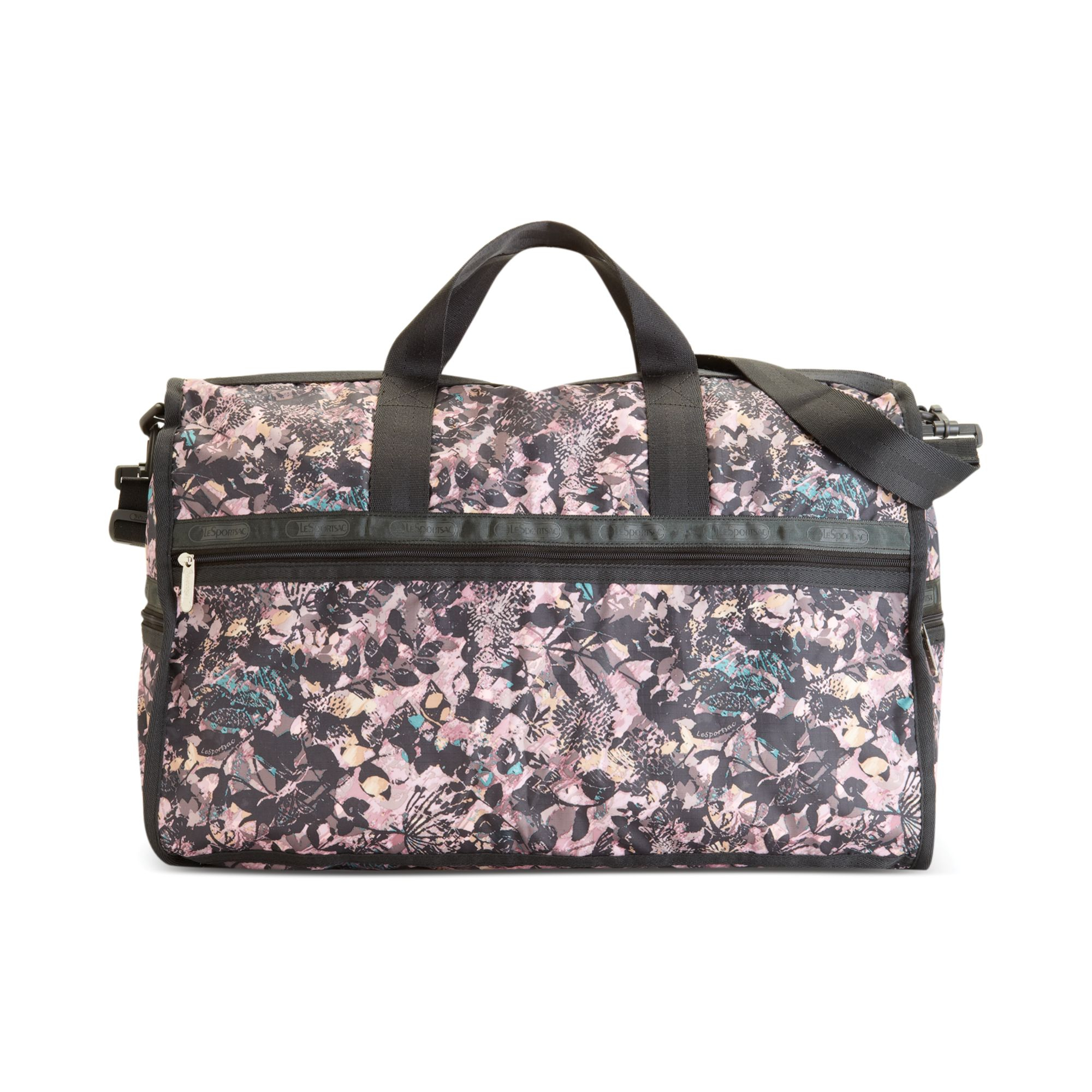Lesportsac Large Weekender Bag in Purple